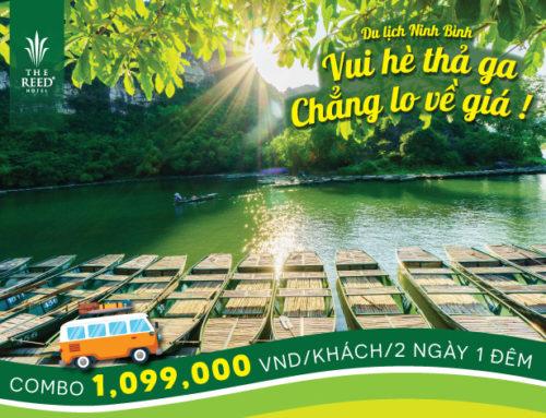 Du lịch Ninh Bình – Vui hè thả ga- Chẳng lo về giá!