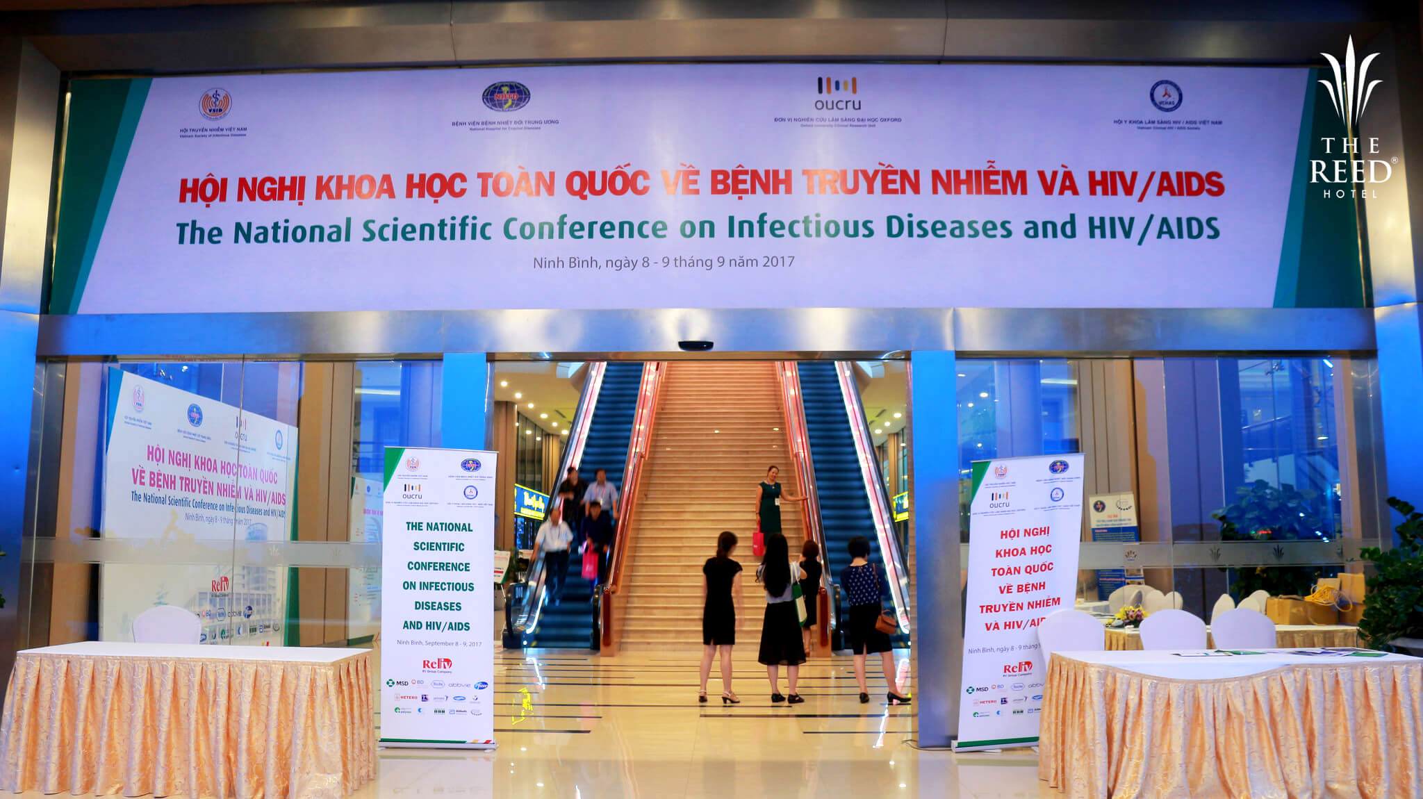 The National Scientific Conference on Infectious Dieases and HIV/Aids